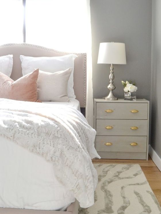 Bedroom Inspiration | Glitter & Grace Blog