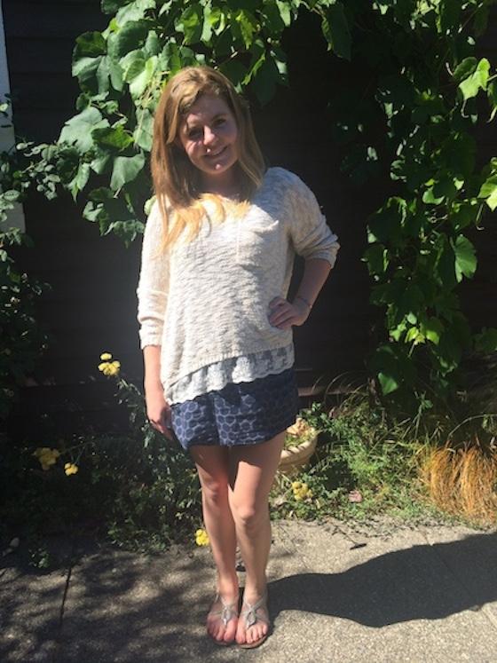 Summer 2015 Capsule Wardrobe: Outfit 2 | Glitter & Grace Blog