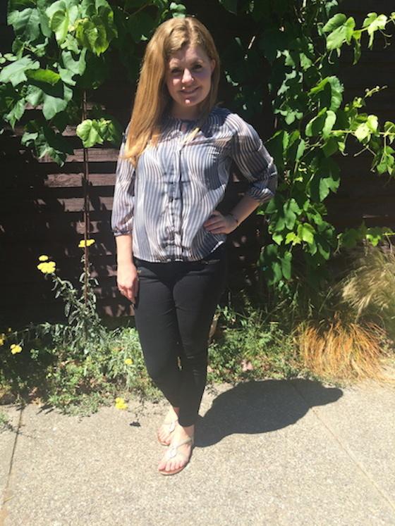 Summer 2015 Capsule Wardrobe: Outfit 3   Glitter & Grace Blog
