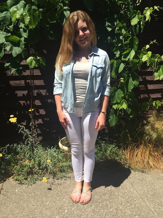 Summer 2015 Capsule: Outfit 18 | Glitter & Grace Blog #capsule #minimalism #capsulewardrobe