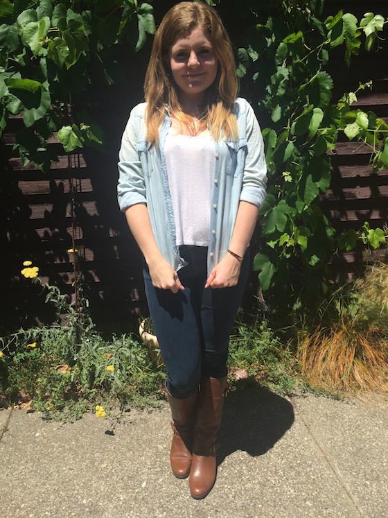 Summer 2015 Capsule: Outfit 20 | Glitter & Grace Blog #capsule #minimalism #capsulewardrobe