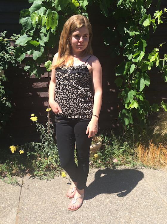 Summer 2015 Capsule: Outfit 21 | Glitter & Grace Blog #capsule #minimalism #capsulewardrobe