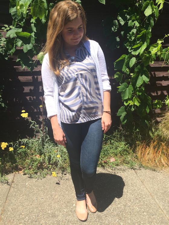 Summer 2015 Capsule: Outfit 25 | Glitter & Grace Blog #capsule #minimalism #capsulewardrobe