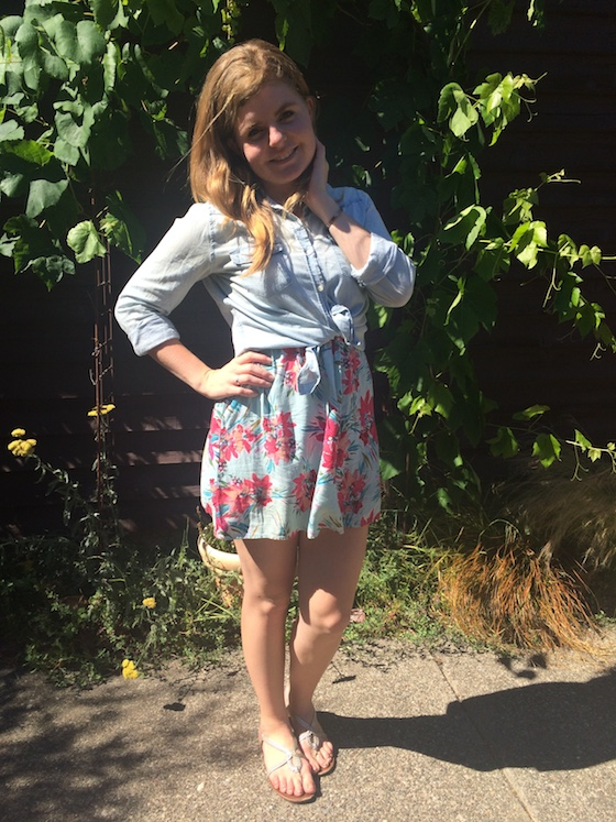 Summer 2015 Capsule: Outfit 28 | Glitter & Grace Blog #capsule #minimalism #capsulewardrobe