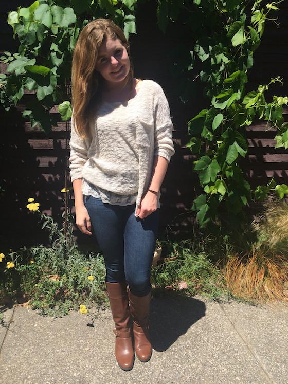 Summer 2015 Capsule: Outfit 30 | Glitter & Grace Blog #capsule #minimalism #capsulewardrobe