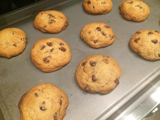 Perfect Chocolate Chip Cookies + recipe | Glitter & Grace Blog #chocolate