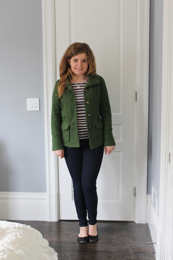 Winter 2015 Capsule Wardrobe: Outfit 4