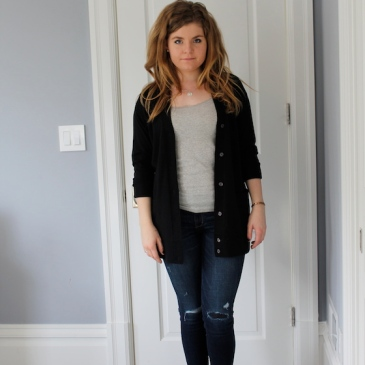 Winter 2015 Capsule Wardrobe: Outfit 6