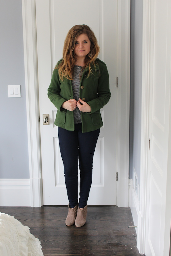 Winter 2015 Capsule Wardrobe: Outfit 11 | Glitter & Grace Blog