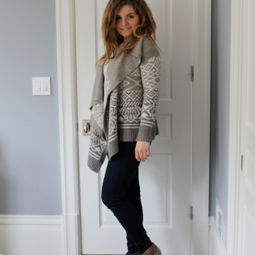 Winter 2015 Capsule Wardrobe: Outfit 15 | Glitter & Grace Blog #capsule #minimalism #capsulewardrobe