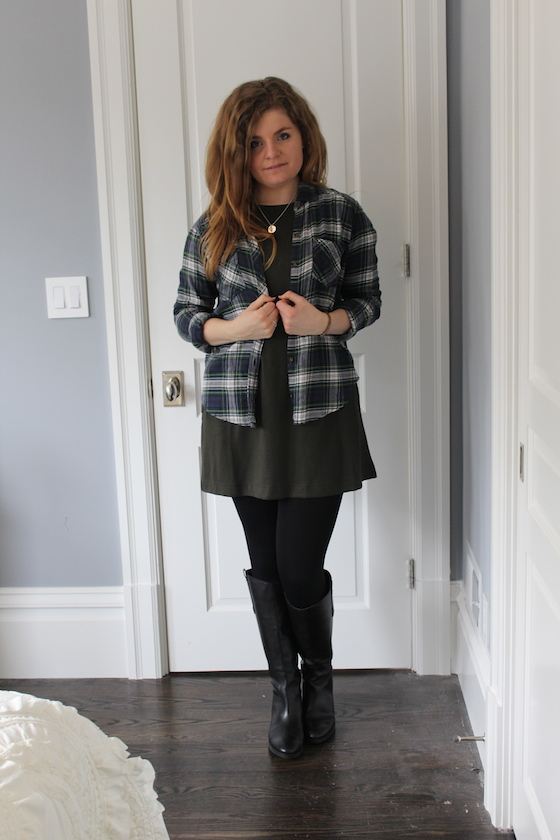 Winter 2015 Capsule Wardrobe: Outfit 16 | Glitter & Grace Blog #capsule #minimalism #capsulewardrobe