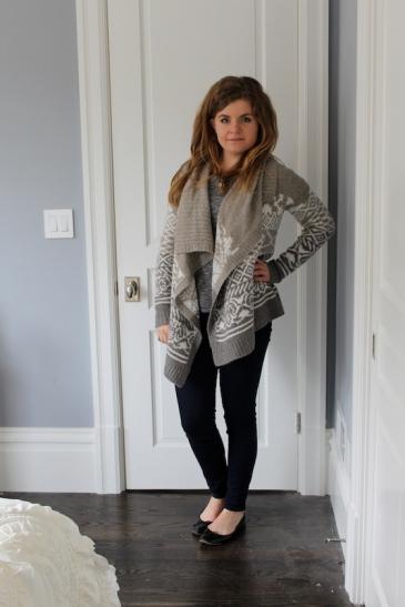 Winter 2015 Capsule Wardrobe: Outfit 30 | Glitter & Grace Blog #capsule #minimalism #capsulewardrobe