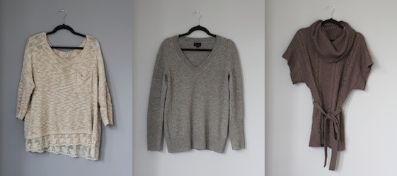 My Winter 2015 Capsule Wardrobe | Glitter & Grace Blog