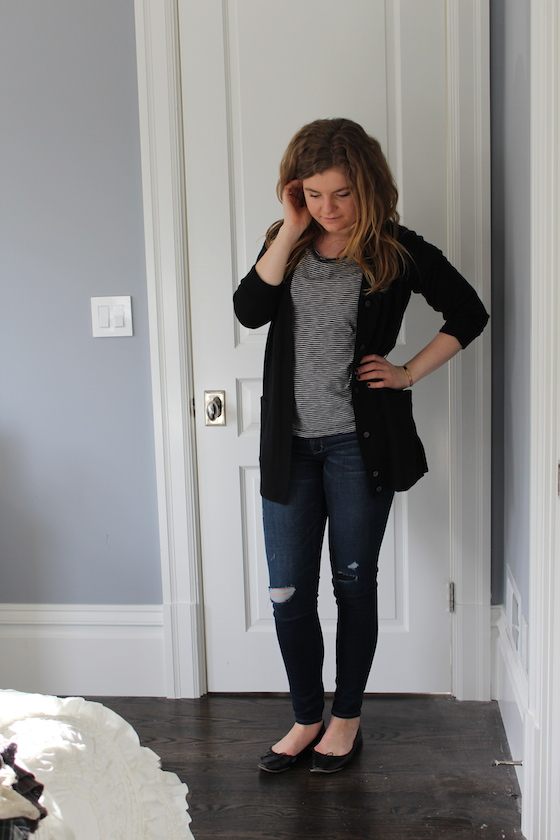 Winter 2015 Capsule Wardrobe: Outfit 13 | Glitter & Grace Blog