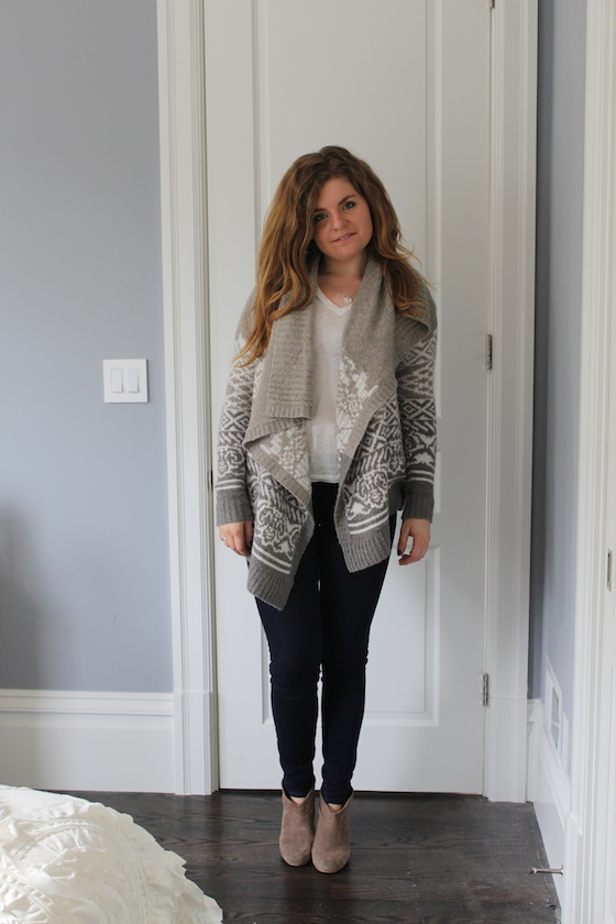 Winter 2015 Capsule Wardrobe: Outfit 19 | Glitter & Grace Blog