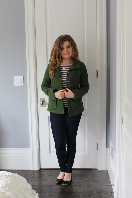 Winter 2015 Capsule Wardrobe: Outfit 23 | Glitter & Grace Blog