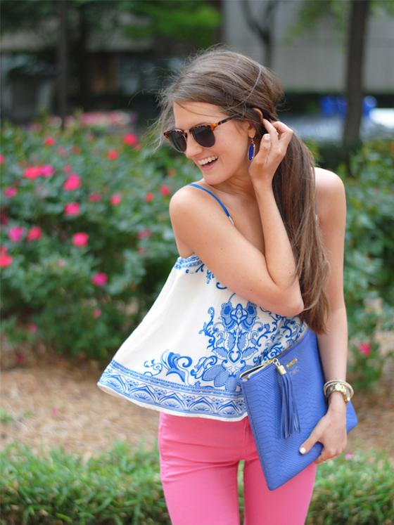 Spring 2016 Capsule Wardrobe: Inspiration | Glitter & Grace Blog