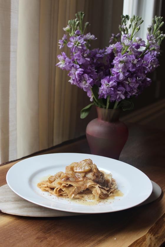 Whole Wheat Crepes + recipe   Glitter & Grace Blog