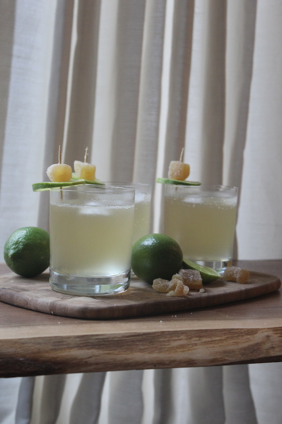 Moscow Mules + recipe | Glitter & Grace Blog #ginger #lime #cocktail